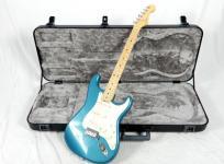 Fender USA Elite storadcaster オーシャンブルー メープル