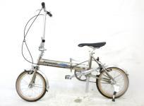 Panasonic トレンクル 6500 B-PEHT223 折り畳み 自転車 14インチ バッグ付の買取