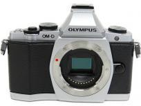 OLYMPUS オリンパス OM-D E-M5 カメラ ミラーレス一眼 ボディ シルバー