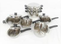 Amway QueenE クックウェア お鍋 クイーン 調理器具 アムウェイの買取