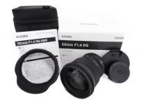 SIGMA 50mm 1.4 DG HSM Art カメラ レンズ 単焦点 標準 Nikon シグマ
