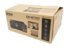 EPSON EW-M770T インクジェット プリンタ 複合機 カラー 家電 エコタンク