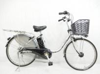 Panasonic 電動アシスト自転車 パナソニック BE-ELD43S大型の買取