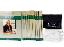 KAPLAN CFA Level I 証券アナリスト 2013年 テキスト セット