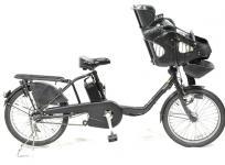 Panasonic 電動アシスト自転車 ギュットミニ EX BE-ELME03M 楽 大型の買取