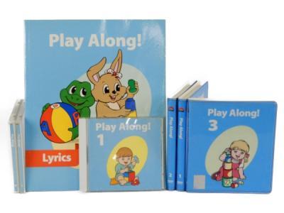 DWE Disney 英語教材 プレイアロング DVD CD セット 2001年製