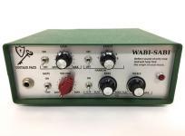 Vintage Face WABI-SABI ベース ヘッドアンプ