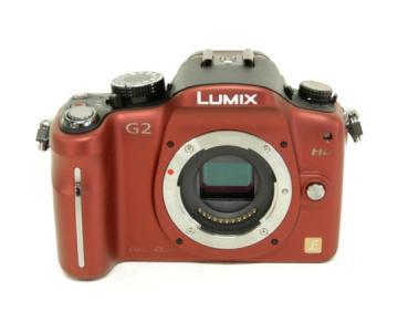 Panasonic LUMIX DMC-G2K ブラック ミラーレスデジタル一眼カメラ 14-42mm H-FS014042 レンズキット