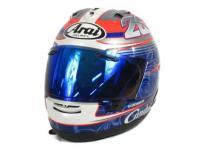 ARAI アライ RX7X ペドロサモデル サムライ 侍 Mサイズ 57-58cm フルフェイス ヘルメットの買取