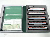 KATO 10-1202 489系 白山色 5両 基本 セット カトー 鉄道模型 Nゲージ