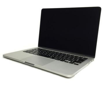 Apple アップル MacBook Pro ME662J/A ノートPC 13.3型 Corei5/8GB/SSD:256GB