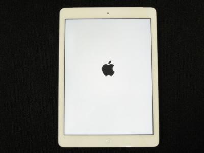Apple iPad Air Wi-Fi + Cellular 64GB MD796J/A for au シルバー 9.7インチ 液晶 タブレット