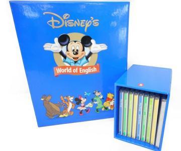 DWE シング アロング ディズニー 英語 システム ディズニー ワールド イングリッシュ 教材 CD テキスト