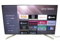 SONY ソニー KJ-49X9000F 2018年製 液晶 テレビ 映像機器 大型
