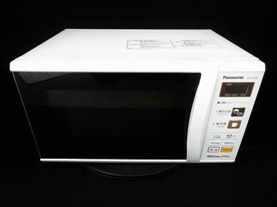 Panasonic パナソニック エレック NE-EH229-W 単機能 22L 電子レンジ 家電