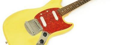 Fender JAPAN MUSTANG ムスタング ベース エメラルドグリーン 97-00年