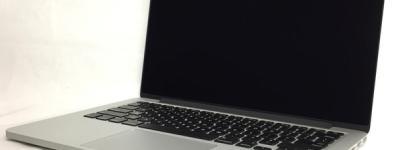 Apple アップル MacBook Pro MF840J/A ノートPC 13.3型 Corei5/8GB/SSD:256GB