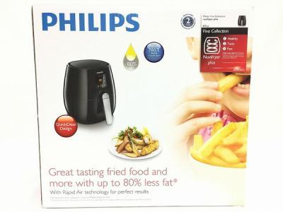 PHILIPS フィリップス HD9530 ノンフライヤープラス 14年製