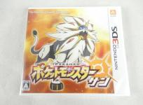 任天堂 Nintendo ポケットモンスター サン 3DS 2DS ソフト ポケモン