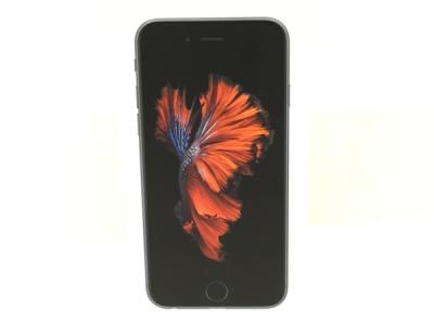Apple iPhone 6S 64GB MKQN2J/A SIMフリー スペースグレイ 64GB