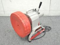 アサダ ドレンクリーナー E-150 排水管清掃の買取