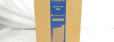 Panasonic F-VXR90-W 加湿空気清浄機 2018年09月発売モデル!! ホワイト