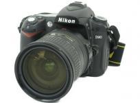 ニコン D90 AF-S DX VR 18-200G レンズキット D90LK18-200 デジタル一眼レフカメラ