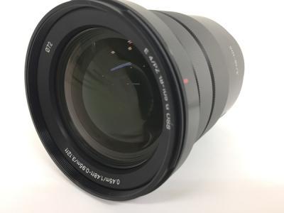 SONY Eマウントレンズ E PZ 18-105mm F4 G OSS SELP18105G