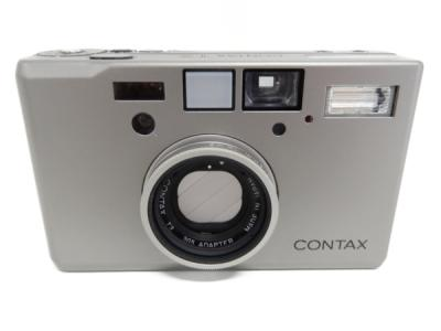 CONTAX コンタックス T3 Carl Zeiss Sonnar 35mm F2.8 T* コンパクト フィルム カメラ