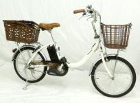 YAMAHA ヤマハ BE-ELLS032 ビビLS 電動 自転車 20インチ 12Ah 18年モデル大型の買取