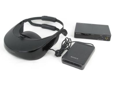 SONY HMZ-T3 ヘッドマウントディスプレイ Personal 3D Viewer 映像 機器