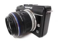 OLYMPUS E-PL1s オリンパス ミラーレス 一眼カメラ レンズキット 撮影 趣味