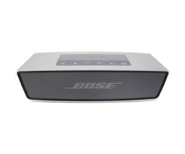 Bose SoundLink Mini Bluetooth speaker ポータブルワイヤレススピーカー シルバー SLink Mini