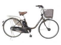 Panasonic パナソニック vivi DX BE-END636 電動自転車 電動アシスト自転車 26型 大型の買取
