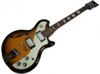 ITALIA GUITARS Mondial Classic エレキギター セミアコースティックギター