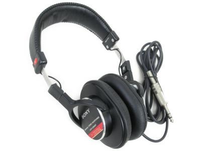 SONY ソニー モニター ヘッドホン MDR-CD900ST オーバーヘッド 密閉ダイナミック型