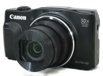 キャノン Canon Power Shot SX710HS カメラ デジカメ コンデジ ブラック