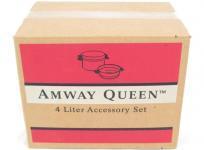 Amway 103813J2 アムウェイ クィーン 4L シチューパンセット 鍋