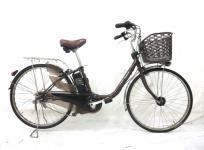 Panasonic BE-ELD63T パナソニック 電動アシスト自転車 ビビDX 26インチ 大型の買取
