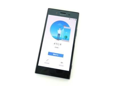 SONY Xperia XZ Premium SO-04J docomo スマートフォン