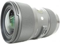 SIGMA EF 18-35mm F1.8 Art DC HSM CANON用 ズームレンズ