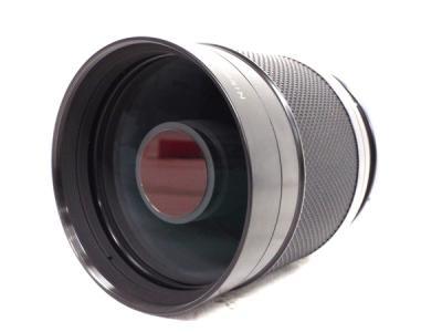 Nikon Reflex-NIKKOR・C 1:8 f=500mm カメラ レンズ 趣味 撮影 コレクション