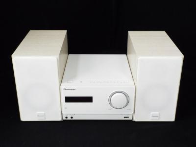 CDミニコンポーネントシステム X-CM35-W