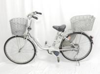 Panasonic BE-ENE634 ViVi EX 電動 アシスト 自転車 26型 大型の買取