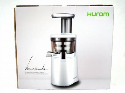 HUROM ヒューロム H-AA-WWA17 ジューサー 家電
