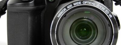 Nikon COOLPIX B500 デジタル カメラ 光学 40倍 ブラック
