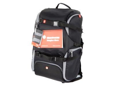 Manfrotto カメラリュック MB MA-BP-TRV ブラック カメラバッグ マンフロット