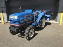 福岡発 イセキ TA207F 20馬力 トラクター ロータリー 農機具の買取