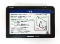 Panasonic パナソニック Gorilla ゴリラ CN-G510D 5V型 カー ナビ ポータブル 機器の買取
