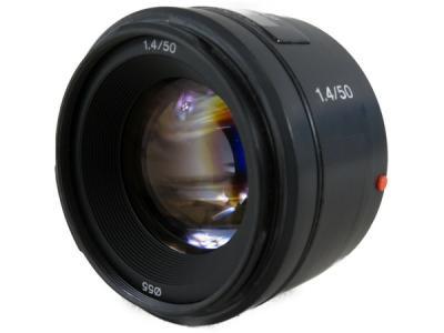 SONY ソニー 50mm F1.4 SAL50F14 カメラ レンズ 単焦点 大口径